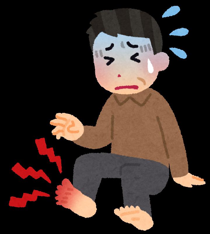 高尿酸血症(痛風)